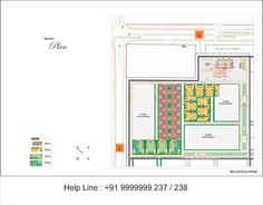 Call @ 9999999237 for Layout Plan or Siteplan of Wave Belleville Park sector 25A noida.
