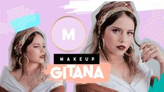 Makeup Halloween - Gitana #Mimiroperoblog #Gypsy Gypsy, Canal E, Halloween Makeup, Blog, Hair Beauty, Hairstyle, Youtube, Make Up, Hair Job