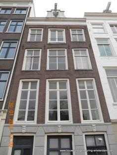 Prinsengracht 475 Amsterdam - Fred Tokkie heeft de bouwkundige keuring uitgevoerd van dit grachtenpand. De fundering moet volledig hersteld worden van dit rijksmonument op de Prinsengracht 475. Het pand is in een zeer slechte bouwkundige staat