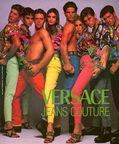 Vintage Gianni Versace Ad featuring Supermodels Nadege, Helena Christensen and Niki Taylor Gianni Versace, Versace Versace, Versace Designer, Donatella Versace, Atelier Versace, Fashion Guys, 90s Fashion, Vintage Fashion, Retro Fashion