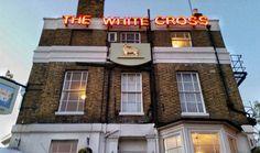 The iconic #WhiteCrossRichmond.