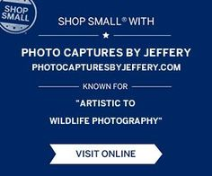 Remember Photo Captures by Jeffery small business Saturday and on Cyber Monday.