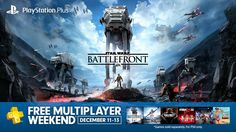 PlayStation 4 Multiplayer Feature Is Free For Users This Weekend!s How To Access Ps4 Games, News Games, Starwars Battlefront, 13 Game, Playstation 4 Console, Play Online, Free Games, Places To Visit, At Least