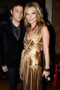 Kate Moss Rolls In to Book Launch  - WWD.com 11/2012