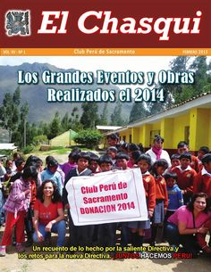 Revista El Chasqui Feb 2015