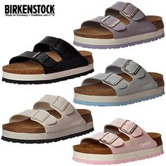 Papillio womens Arizona in Graceful Babyblue from BirkoFlor Sandals 400 EU N >>> Visit the image link more details.