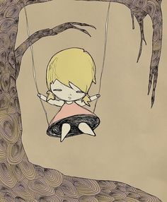 Tree Swing -Ashley G