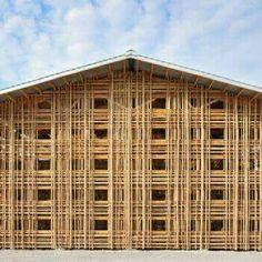 Mason Lane Farm, em Goshen, Kentucky, EUA. Projeto do escritório De Leon & Primmer Architecture Workshop. #architecture #arts #arquitetura #arte #decor #decoração  #design #interiores #interior #projetocompartilhar #shareproject #madeiraeconforto #wood #madeira