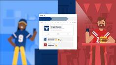 فيس بوك تدشن خدمة Facebook Sports لمحبي الرياضة عالميا
