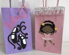 Ballerina Gift Bags