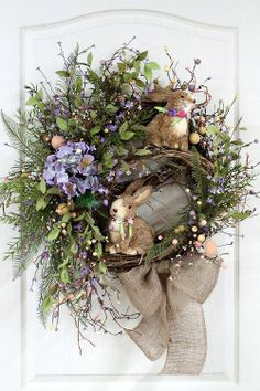 Spring /Easter Wreath