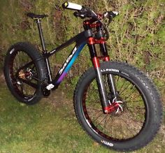 FAT FORX DUAL CROWN FAT BIKE SUSPENSION FORK