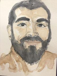 Zafer's portrait