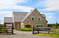 Timber Framed, Self Build Houses Image and Design Galleries Scotland & UK - Fleming Homes Timber Frame Scotland