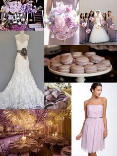Inspiration Board: Lovely Lavender