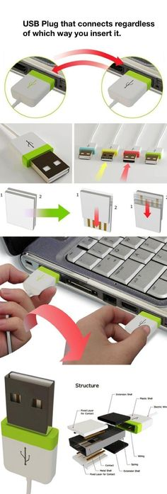 First World Problem Solved - USB Drives