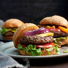 burgers. beef. turkey. black bean. veggie. mushroom. i love them all!