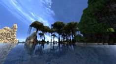 Chocapic13's Shaders Mod for Minecraft 1.9.4/1.8.9/1.7.10
