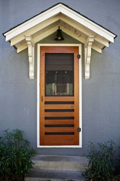 Installing a storm door is one of the most intelligent home repairs you could take on before cold loss and winter months. Read Best Storm Doors Ideas You Have to Know Front Door With Screen, Wood Screen Door, Best Front Doors, Front Door Signs, Back Doors, Front Door Decor, Entry Doors, Front Porch, Wooden Screen
