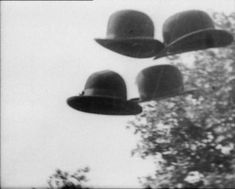 Hans Richter :: Vormittagsspuk / Ghosts Before Breakfast, 1928. © Hans Richter Estate. Zurich, Gropius Bau, Hans Richter, Herbert Bayer, Kurt Schwitters, Laszlo Moholy Nagy, Berlin Photos, Exhibition Room, Bad Art