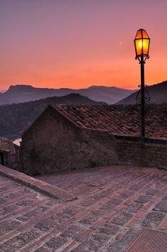 Savoca, Province of Messina , Sicily region Italy