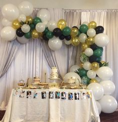 A birthday balloon decoration we did this past weekend. This is known as a balloon garland. 1st Birthday Balloons, Birthday Balloon Decorations, Birthday Parties, Balloon Arrangements, Balloon Delivery, Balloon Garland, Party, Kids, Anniversary Parties