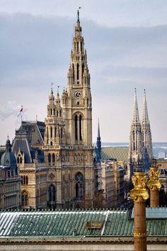 Vienna, Austria.                                                                ☆MïăÅņňã☆》