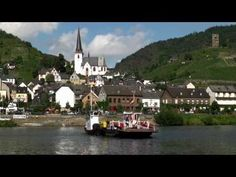 Moselle Wine Village - Germany Mosel