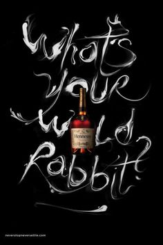 Hennessy: What's Your Wild Rabbit ItemTitle_ Hennessy: What's Your Wild RabbitItemUrl_ http://adsoftheworld.