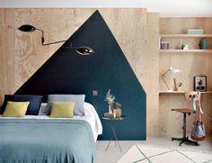 Matière et couleur, Hotel Henri Paris - Décoration de Vanessa Scoffier