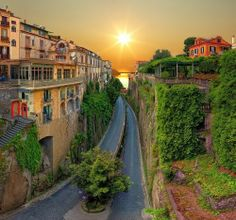 Highway to the Sea, Sorrento, Italy. | The Ultimate Photos