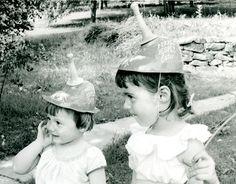 Purple People Eater hats!