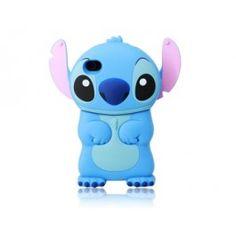 Capa de iPhone 4 - Lilo & Stitch