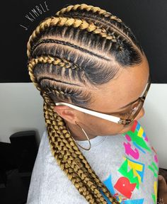 Small Cornrows Braids Ideas black braided hairstyles 2019 big small african 2 and 4 Small Cornrows Braids. Here is Small Cornrows Braids Ideas for you. Small Cornrows Braids 42 catchy cornrow braids hairstyles ideas to try in Sm. Cool Braid Hairstyles, African Braids Hairstyles, Hairstyle Braid, Black Hairstyles, Hairstyles 2018, Brunette Hairstyles, Hairstyles Videos, Fringe Hairstyles, Fancy Hairstyles