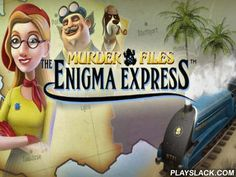 Murder Files: The Enigma Express  Android Game - playslack.com , unravel bizarre delinquency together with your superior detective Hannah Dakota. voyage the world and find hidden indications. Show your detective talent in this Android game. assist Hannah unravel the perplexity of a slope larceny and the homicides connected with it. board on a train voyage, sail a traveler vessel, searching for hidden objects and unravelling  interesting inference problems on the path. interrogation the…