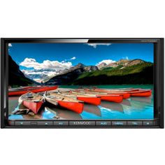 "Kenwood DDX-7025BT Double din 7"" Touchscreen USB/DVD reciever with Bluetooth handsfree built in - Car Audio Centre"