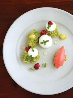 Dessert Professional   The Magazine Online - Strawberry n' Basil