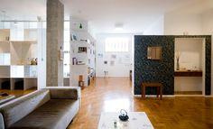 Edificio Louveira, the Cruz apartment