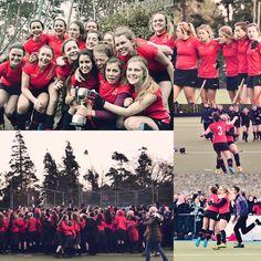 Happy days at The High School Dublin #hsdgirlshockey