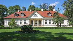 Tomaszowice - Manor House close to Cracow Poland Travel, Paris Restaurants, Manor Houses, Close To Home, Krakow, Palaces, Old World, Exterior Design, Places To Visit