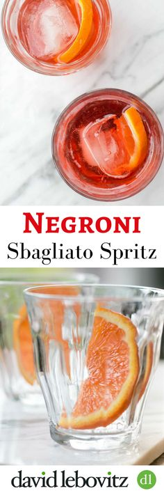 A great spring & summer refresher – beautiful and delicious! Italian Cocktails, Prosecco Cocktails, Champagne Cocktail, Spritz Recipe, Different Diets, Italian Appetizers, Slimming Recipes, Fiber Foods, Delicious Fruit