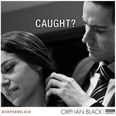 Orphan Black - Sarah et Paul