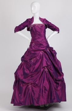 Ball Gown Purples Strapless Floor-length Sweet 16 #Dress Style Code:06882 $169