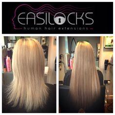 Easilocks before and after❤️ Easilocks Hair Extensions, Hair Extensions Before And After, Long Hair Styles, Beauty, Space, Floor Space, Long Hairstyle, Long Haircuts, Long Hair Cuts