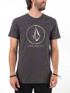 Fall Stone T-Shirt for men by Volcom