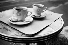 Coffee in Paris by Jamie Beck (annstreetstudio.com)