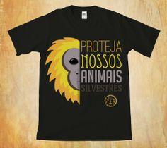 Camiseta em Malha PET  50% algodão e 50% Poliester de PET reciclado  *Confortáveis *Ecológicas *Versáteis *Resistentes  http://www.revendaamaterra.com.br/loja/espaco-ngmarketplace