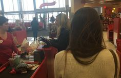 In Target, husband doesn't recognize his wife at first...then pens an adorable Facebook post.