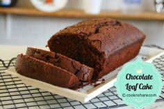 Chocolate loaf cake is easy, decadent, and incredibly delicious. I often make it up as a special dessert 3 or 4 times a year, and my friends, family, and dinner guests love it and beg me for the recipe. The great thing is, the loaf cake only involves a few simple ingredients, and you'll have […]