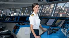 Kate McCue us the first ever American woman to become a captain of a cruise ship. The 37-year-old McCue made history by captaining a mega ship, the Celebrity Summit. According to an interview, it was when she was 12 years old when she first go on a cruise along with her family. They had a four-day cruise aboard the Premier Cruise Line's Atlantic.